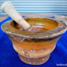 Antigüedades: MORTERO DE MIRAVET (TARRAGONA). Lote 194192510
