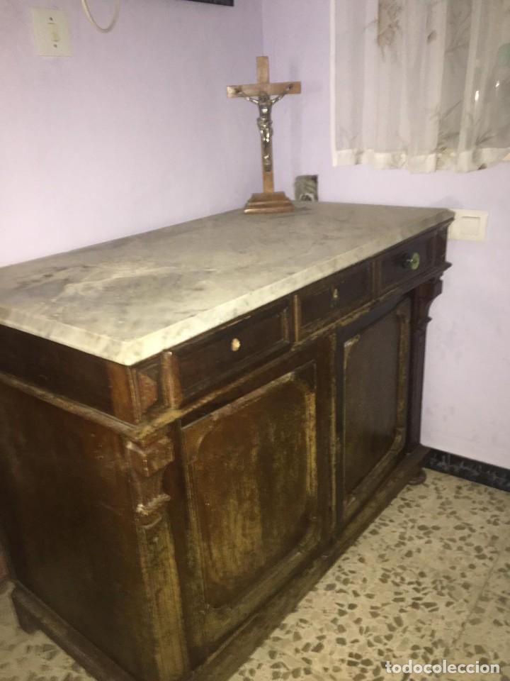 APARADOR (Antigüedades - Muebles Antiguos - Aparadores Antiguos)