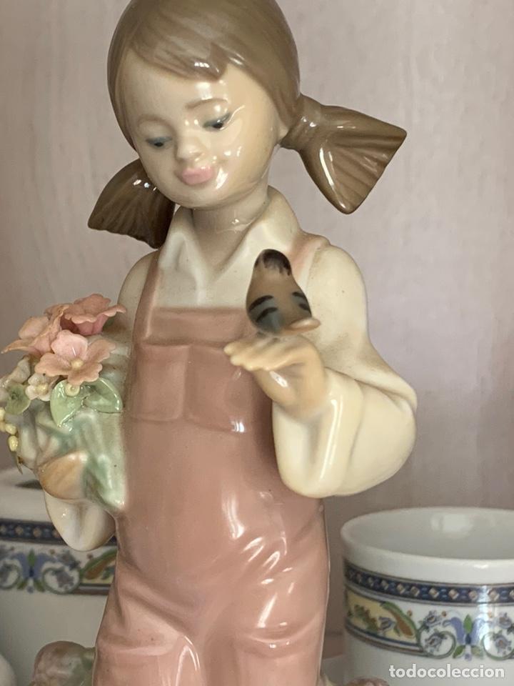 Antigüedades: Primavera infantil de Lladró - Foto 10 - 194202773