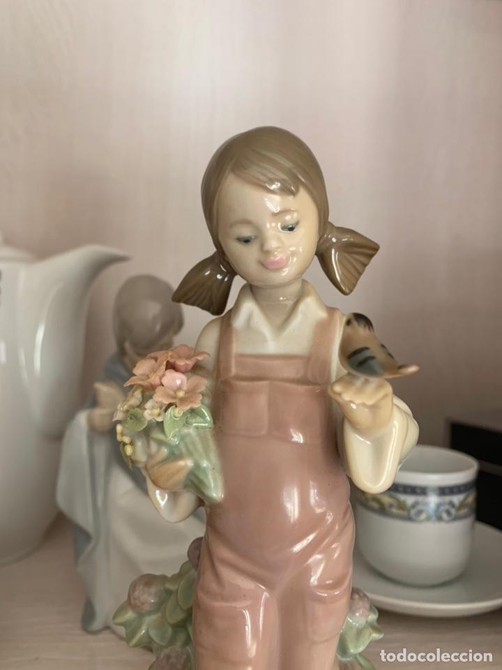 PRIMAVERA INFANTIL DE LLADRÓ (Antigüedades - Porcelanas y Cerámicas - Lladró)