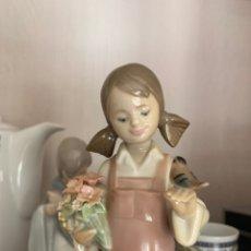 Antigüedades: PRIMAVERA INFANTIL DE LLADRÓ. Lote 194202773
