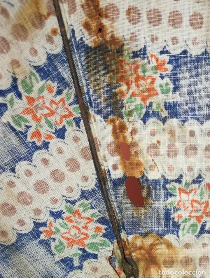 Antigüedades: Antigua sombrilla para restaurar. - Foto 4 - 194207371
