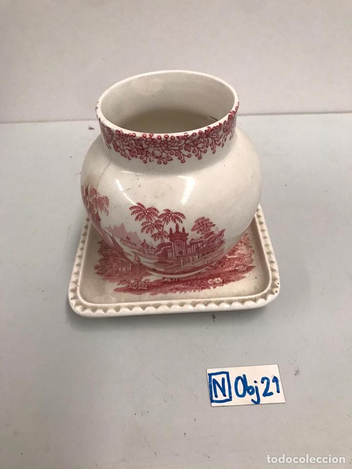 LA CURTUJA (Antigüedades - Porcelanas y Cerámicas - La Cartuja Pickman)