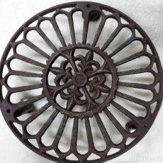 Antigüedades: SOPORTE DE MACETAS. Lote 194211120
