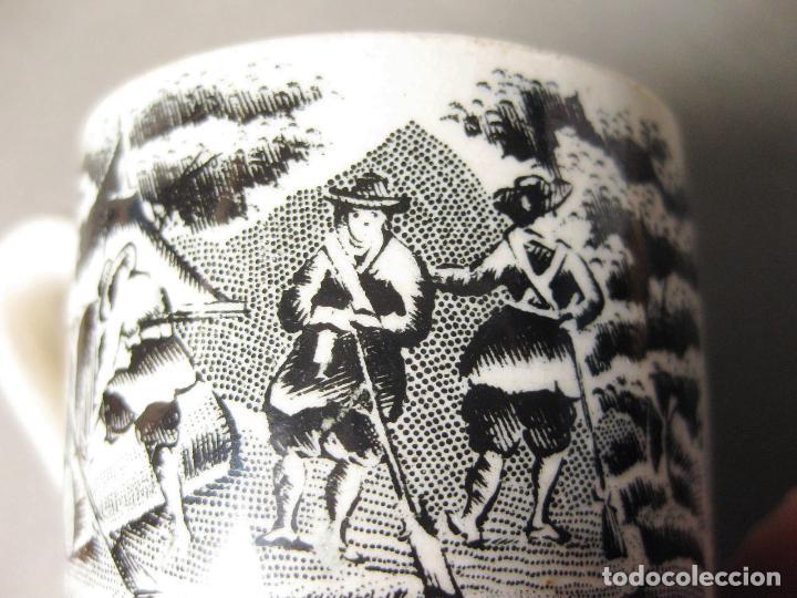Antigüedades: TAZA DE LOZA DE SARGADELOS O PICKMAN - Foto 6 - 194213485