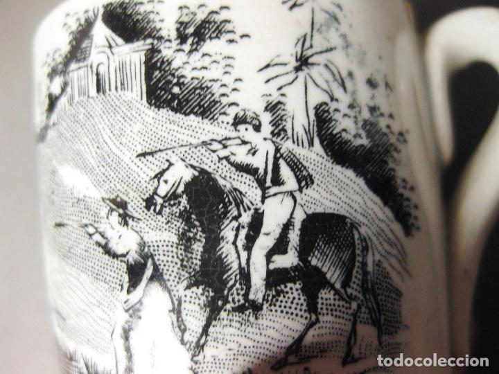 Antigüedades: TAZA DE LOZA DE SARGADELOS O PICKMAN - Foto 7 - 194213485
