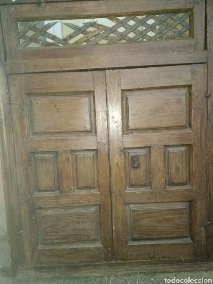 FRENTE DE ALACENA (Antigüedades - Muebles Antiguos - Armarios Antiguos)