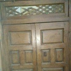 Antigüedades: FRENTE DE ALACENA. Lote 194216095