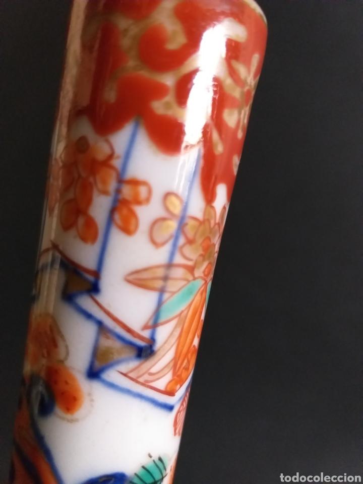 Antigüedades: Jarron Japonés Seiji Fukagawa sigloXIX - Foto 4 - 194220156