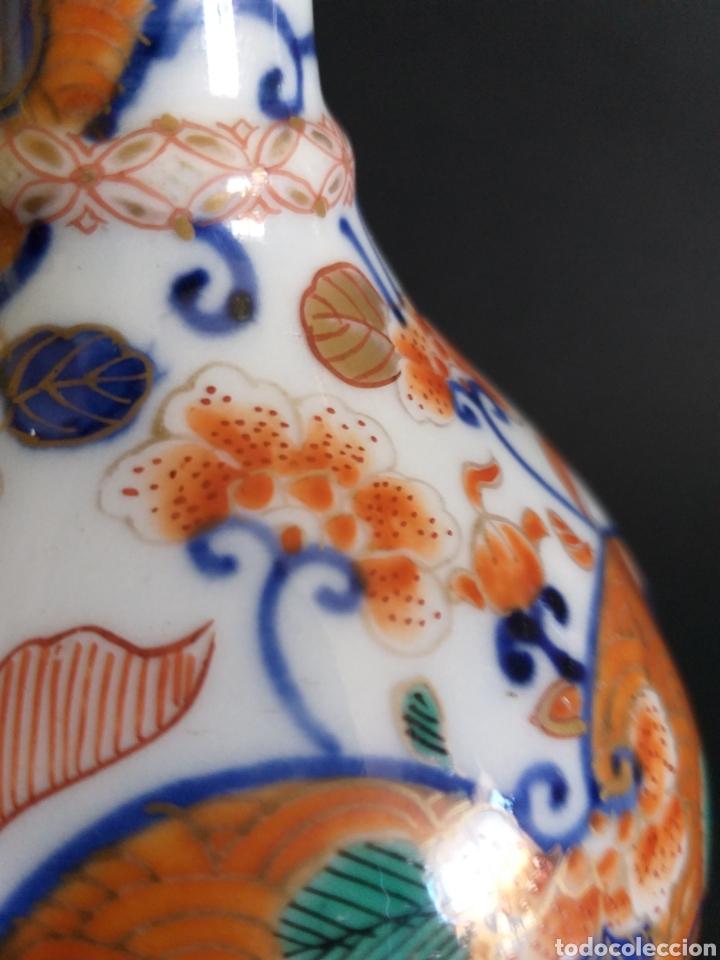 Antigüedades: Jarron Japonés Seiji Fukagawa sigloXIX - Foto 7 - 194220156