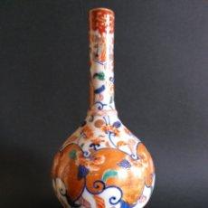 Antigüedades: JARRON JAPONÉS SEIJI FUKAGAWA SIGLOXIX. Lote 194220156