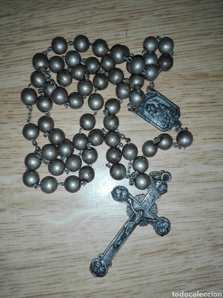 Antigüedades: Lote objetos religiosos - Foto 3 - 194230083