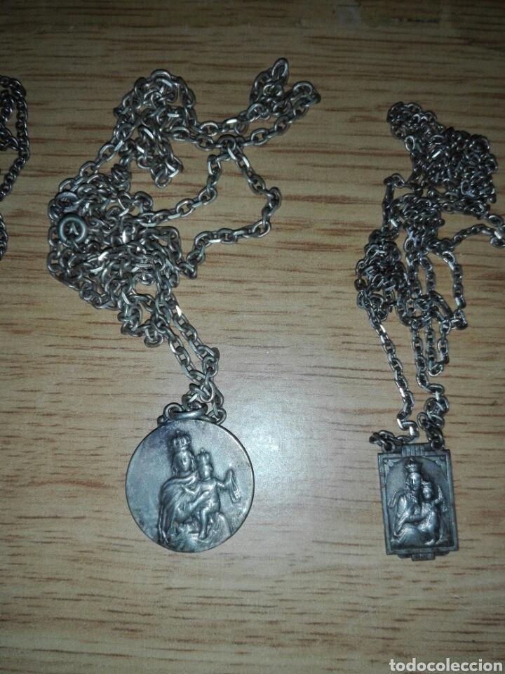 Antigüedades: Lote objetos religiosos - Foto 7 - 194230083