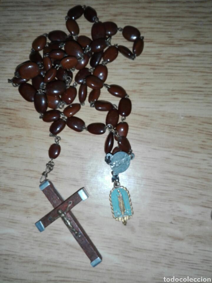 Antigüedades: Lote objetos religiosos - Foto 9 - 194230083