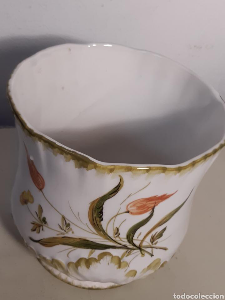 JARDINERA DE PORCELANA (Antigüedades - Porcelanas y Cerámicas - Otras)