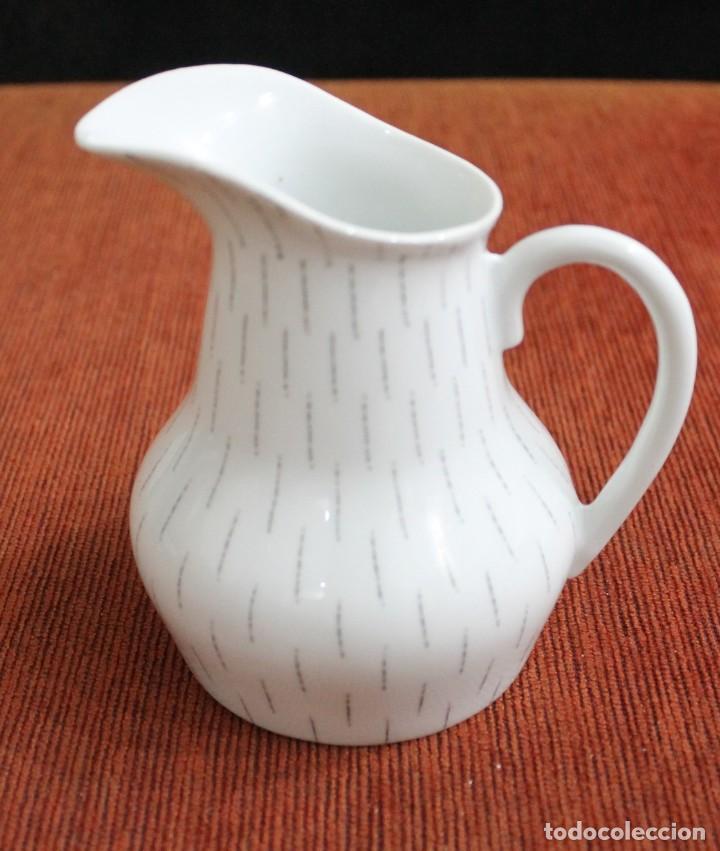 JARRA LECHE LECHERA CASTRO GALICIA (Antigüedades - Porcelanas y Cerámicas - Otras)