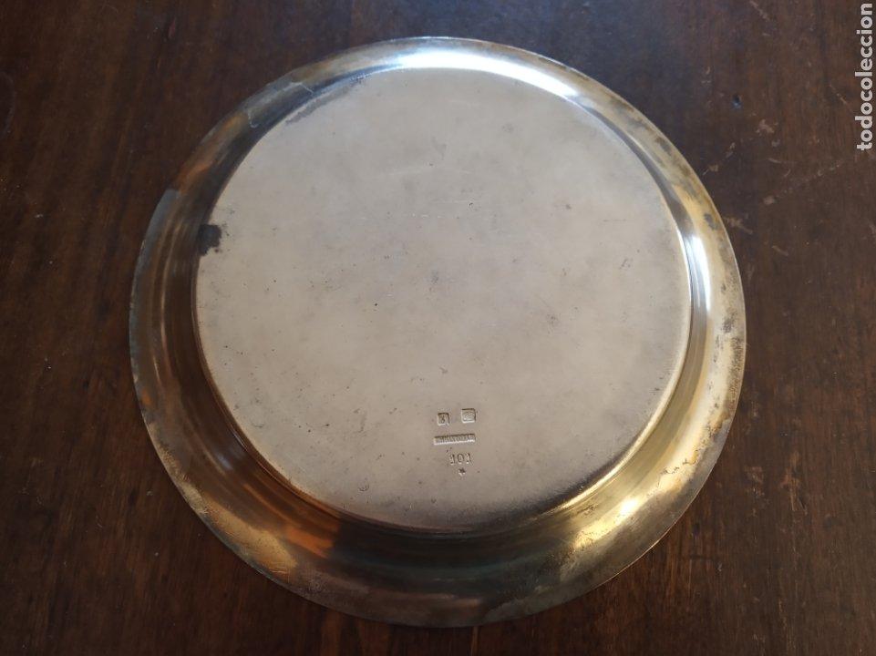 Antigüedades: Platos Christofle - Foto 2 - 194238626