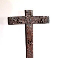 Antigüedades: CRUZ DE MESA. Lote 194249098