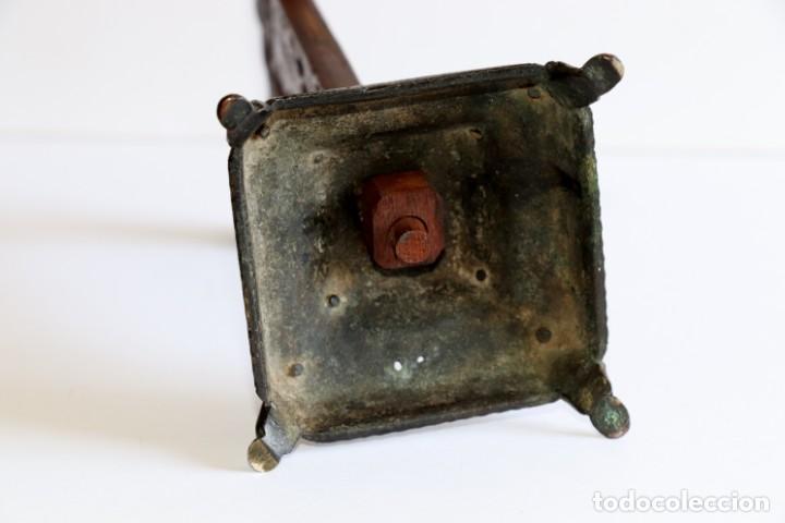 Antigüedades: Cruz de mesa - Foto 7 - 194249098
