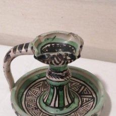 Antigüedades: ANTIGUA PALMATORIA DE FIRMA PUNTER 39. Lote 194269940