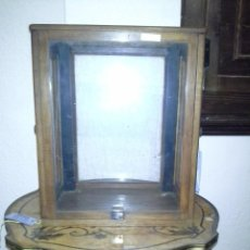 Antigüedades: PEQUEÑA VITRINA. Lote 194270497
