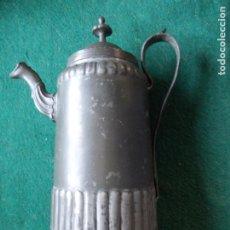 Antigüedades: CAFETERA TETERA ANTIGUA. Lote 194281436
