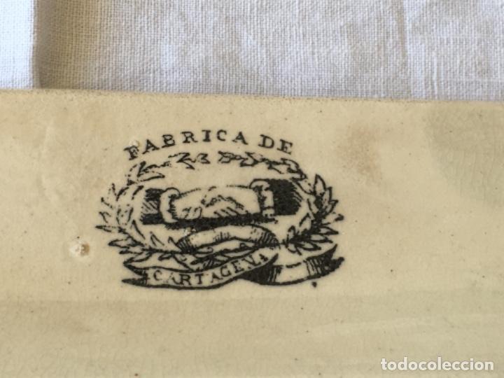 Antigüedades: Bandeja Cartagena - Foto 4 - 194280716