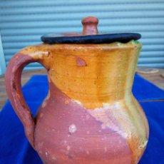 Antigüedades: PUCHERO CASTELLANO. Lote 194293770