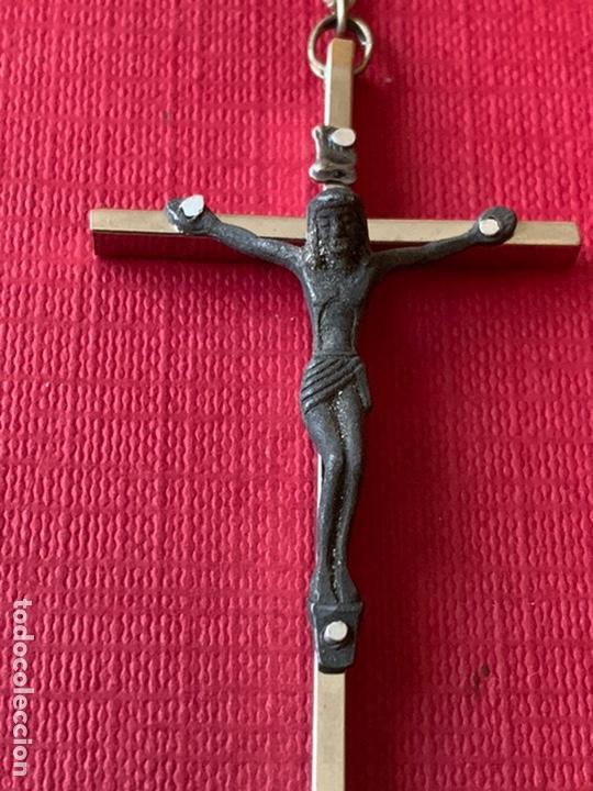 Antigüedades: Bonito rosario años 70 - Foto 3 - 194306905