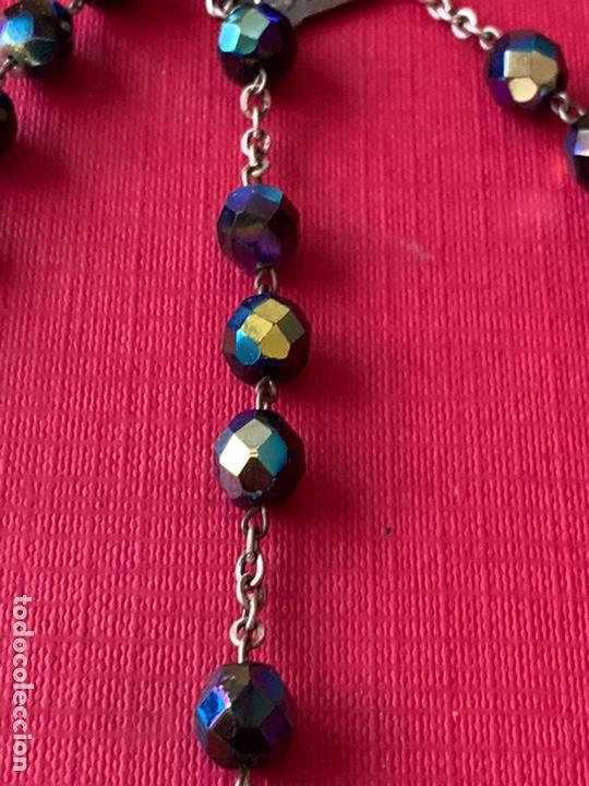 Antigüedades: Bonito rosario años 70 - Foto 4 - 194306905