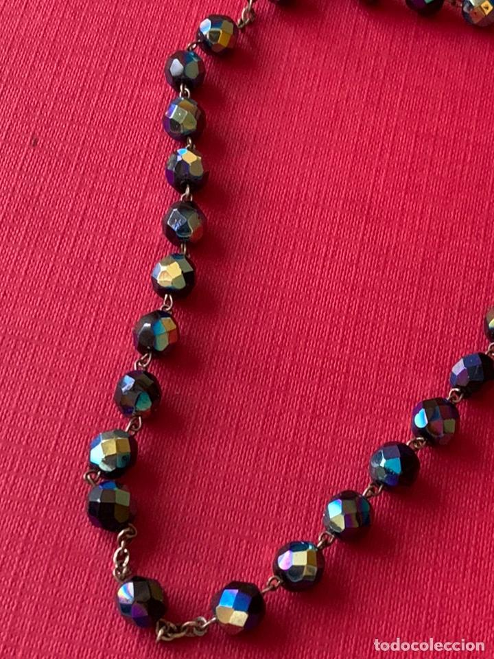 Antigüedades: Bonito rosario años 70 - Foto 5 - 194306905