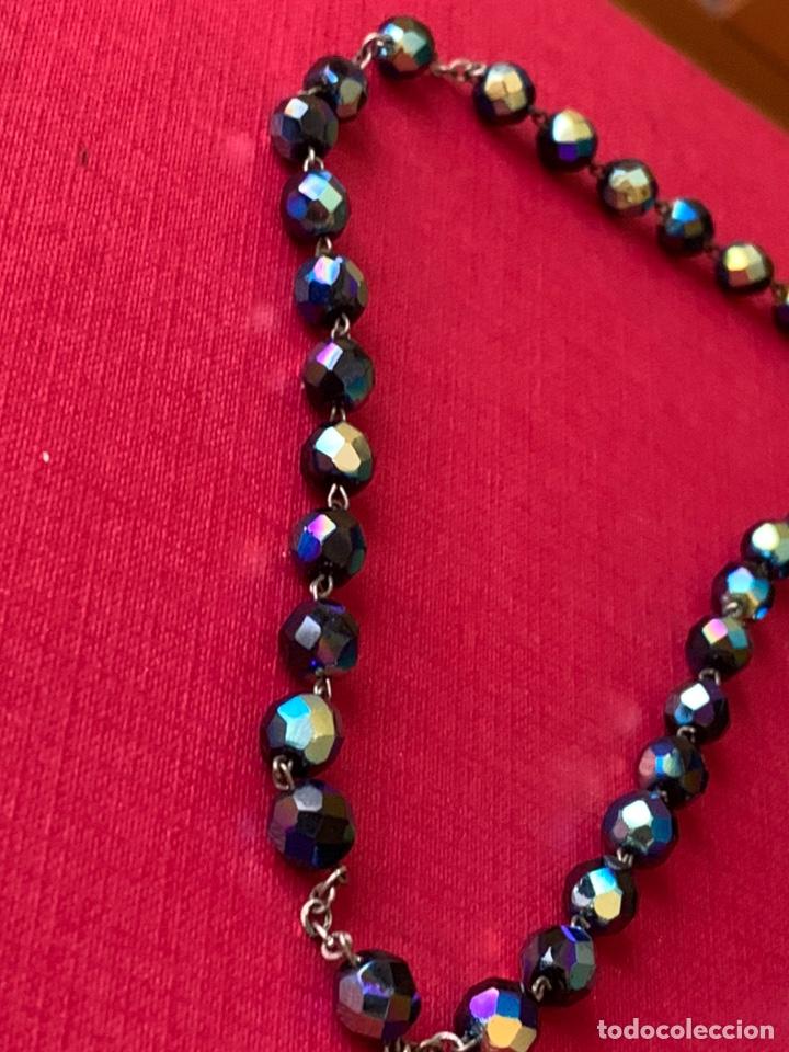 Antigüedades: Bonito rosario años 70 - Foto 6 - 194306905