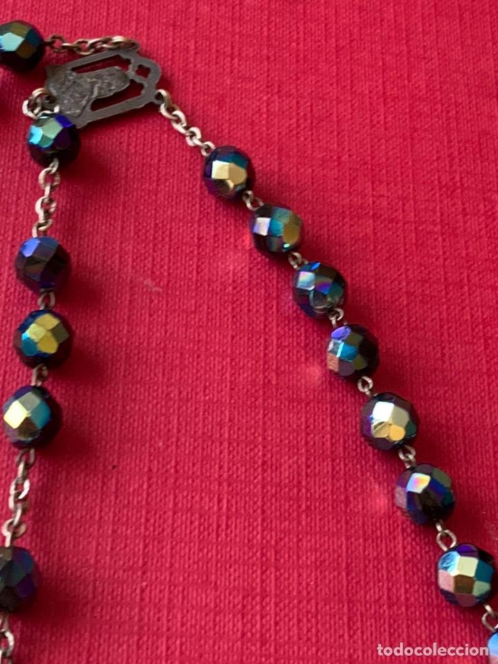 Antigüedades: Bonito rosario años 70 - Foto 7 - 194306905