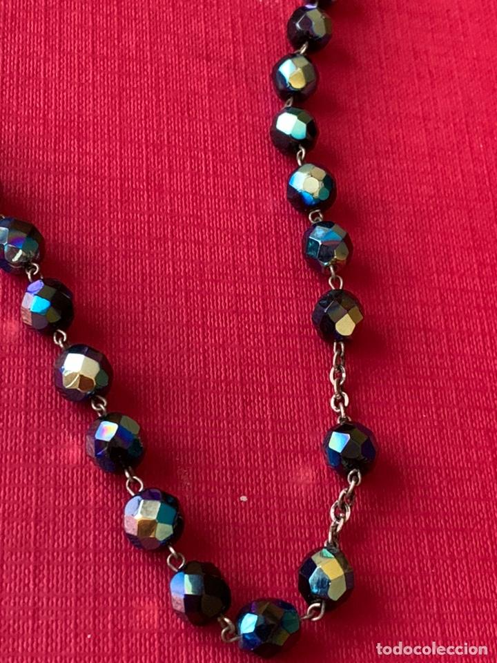 Antigüedades: Bonito rosario años 70 - Foto 8 - 194306905