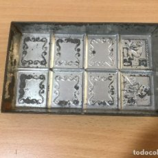 Antigüedades: MOLDE ANTIGUO PARA HACER CHOCOLATE. Lote 194310050