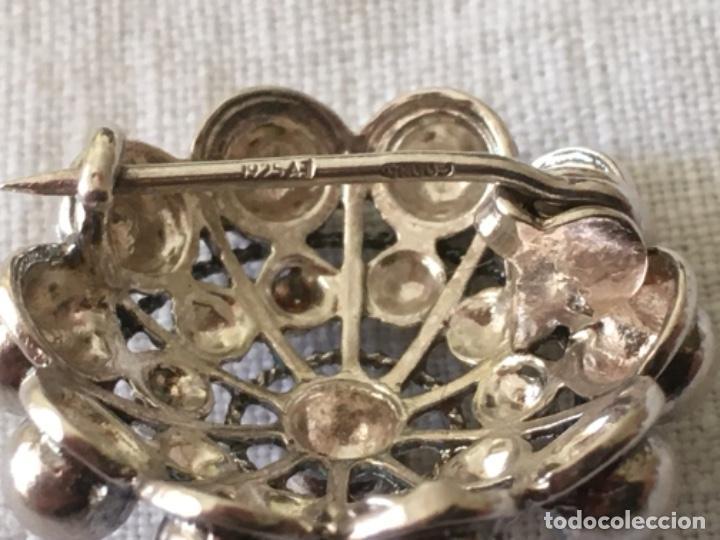 Antigüedades: Broche de Plata Charro - Foto 5 - 194311953