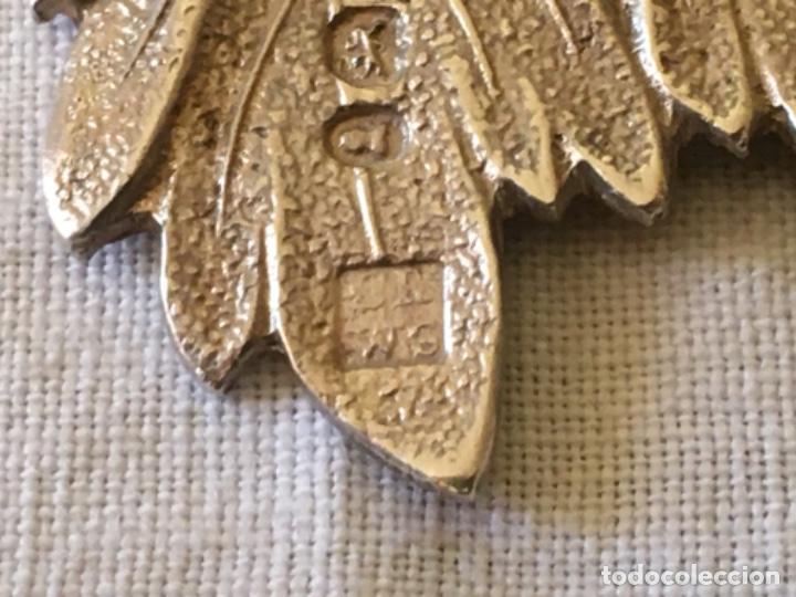 Antigüedades: Chapa de Plata Madeira - Foto 4 - 194327318