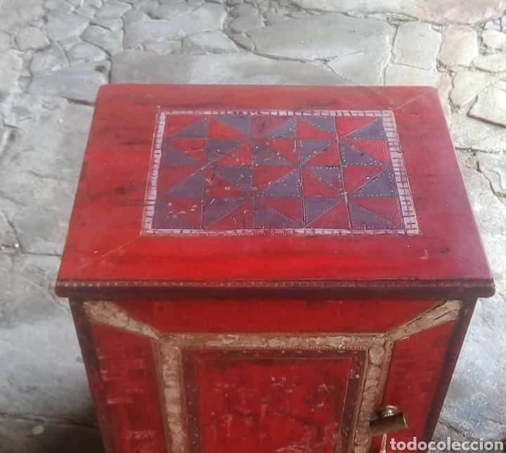 Antigüedades: Mesita antigua - Foto 2 - 194341290