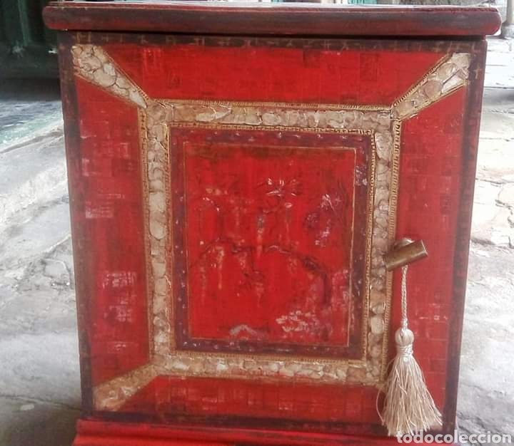 Antigüedades: Mesita antigua - Foto 3 - 194341290
