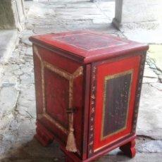 Antigüedades: MESITA ANTIGUA. Lote 194341290