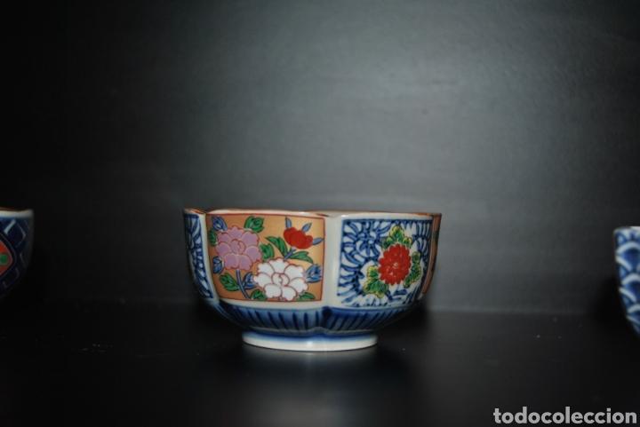 Antigüedades: Tazas japonesas - Foto 3 - 194347677