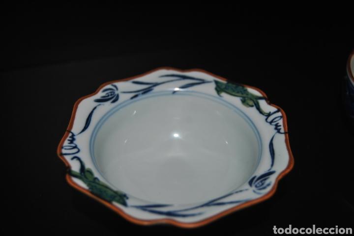 TAZAS JAPONESAS (Antigüedades - Porcelana y Cerámica - Japón)