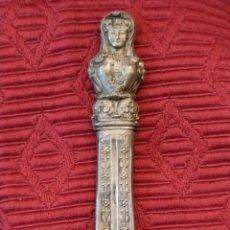 Antigüedades: ALFILETERO DE PLATA. PRIMERA MITAD SIGLO XIX.. Lote 194354120