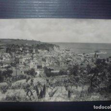 Antigüedades: ARENYS DE MAR-VISTA GENERAL. Lote 194360390