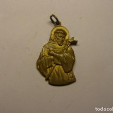 Antigüedades: MEDALLA RELIGIOSA ANTIGUA, SAN JUAN DE LA CRUZ.. Lote 194362105