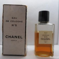 Antigüedades: CHANEL N.5 PARIS EAU DE TOILETTE EDICION 1953. Lote 194365660