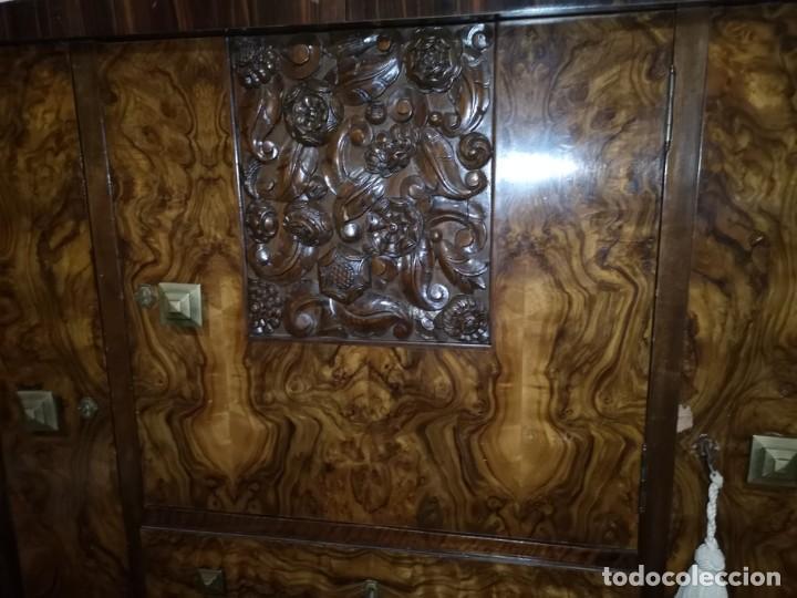 Antigüedades: SENSACIONAL DESPACHO ART-DECO - Foto 22 - 46229406