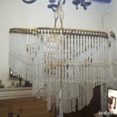Antigüedades: LAMPARA DE TECHO ANTIGUA. Lote 194379683