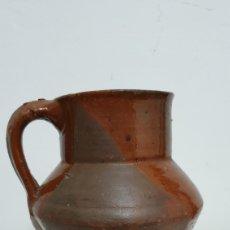 Antigüedades: PUCHERO ANTIGUO DE ALFAR EXTINGUIDO.. Lote 194383133