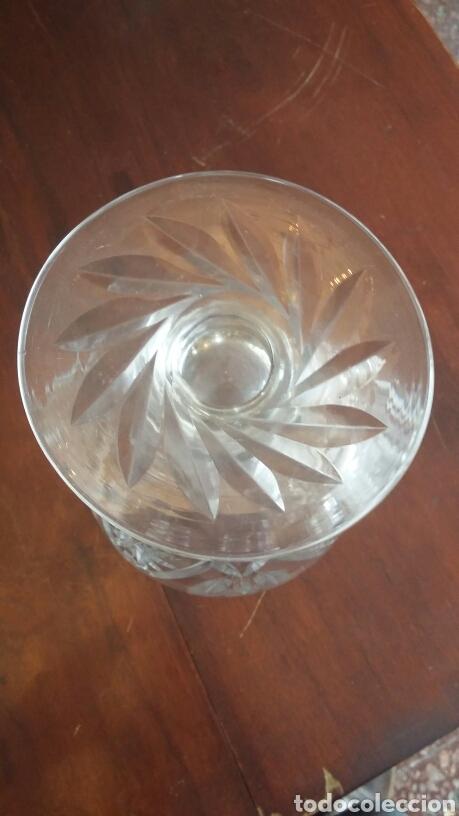 Antigüedades: Jarra cristal - Foto 4 - 194386025
